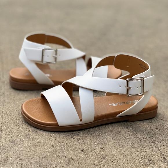 Strap Buckle Sandals | Poshmark